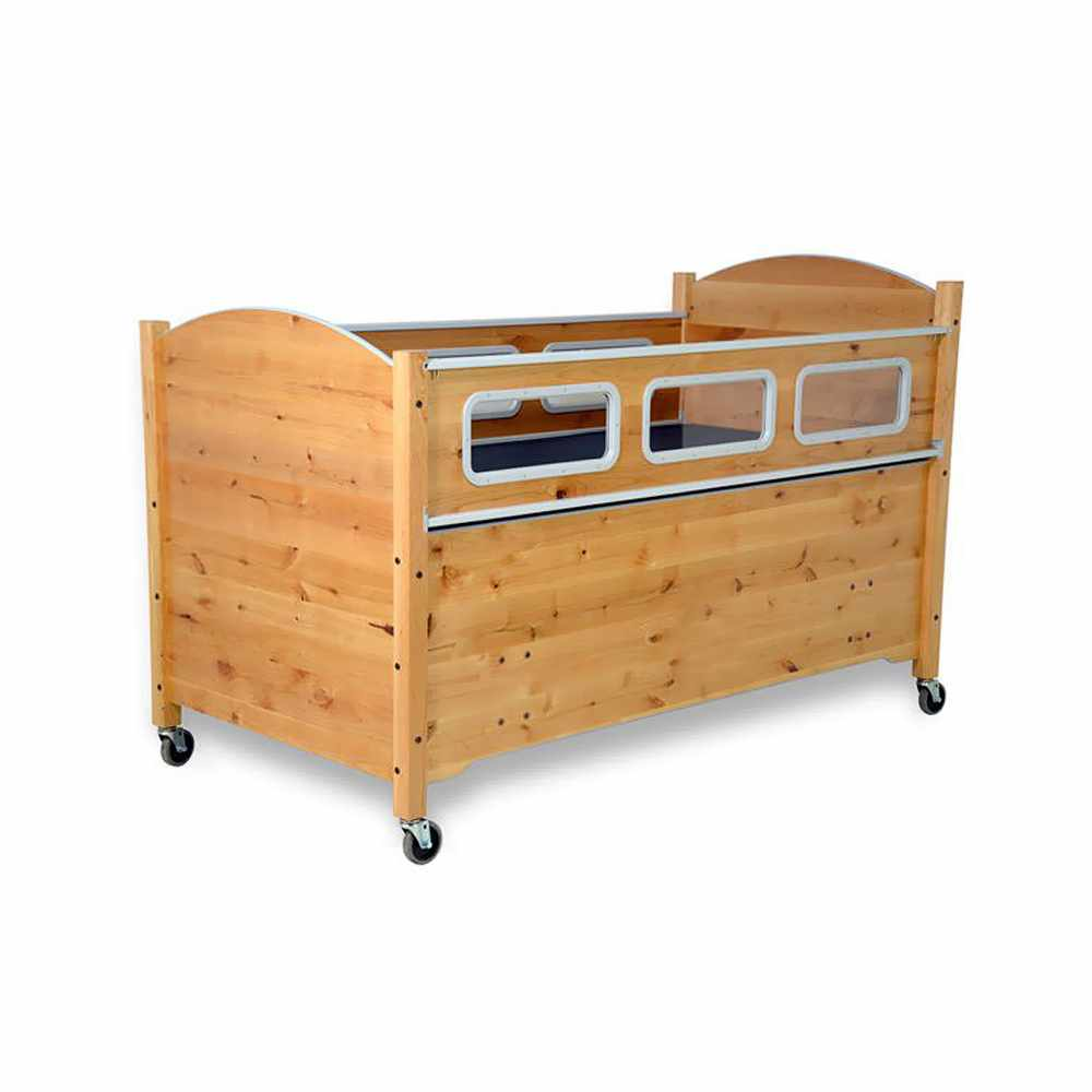 SleepSafe2 medium bed with electric plus articulating