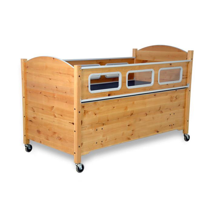 SleepSafe2 medium bed - basic