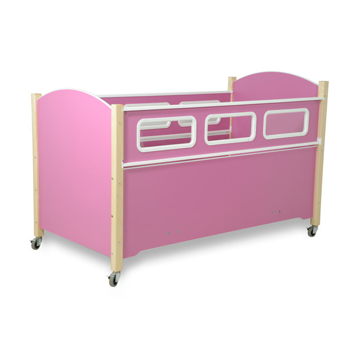 SleepSafe2 basic medium bed