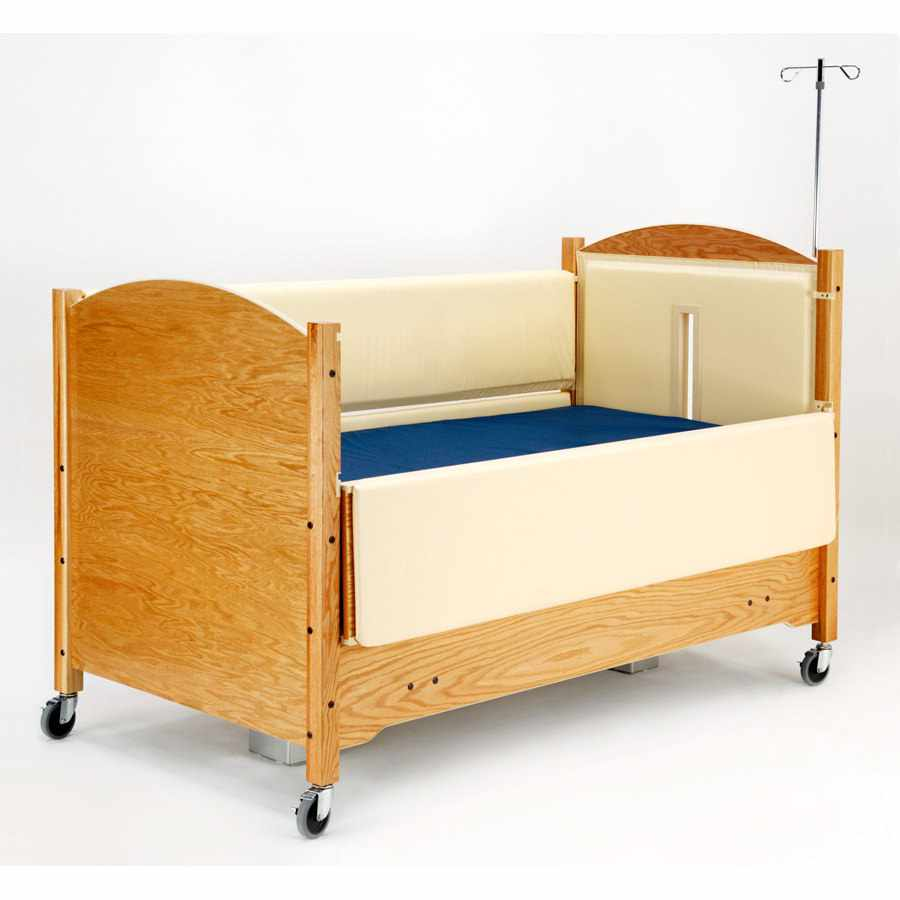 SleepSafer hi-lo tall bed
