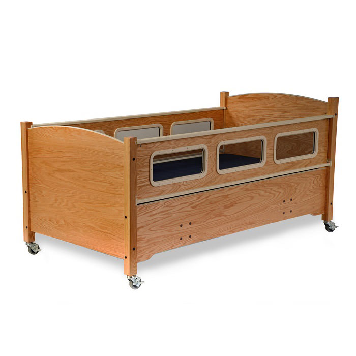 SleepSafe low bed - basic