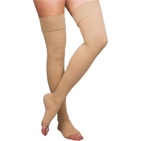 Scott Specialties Compression Stockings, Thigh-high, 20-30 mmhg