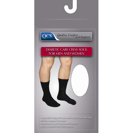 Scott Specialties Diabetic Crew Socks