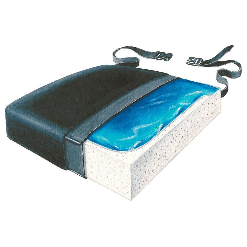 Skil-Care bari gel foam cushion