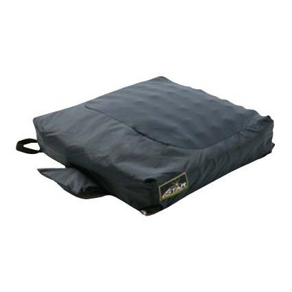 StarLock wheelchair cushion with cover