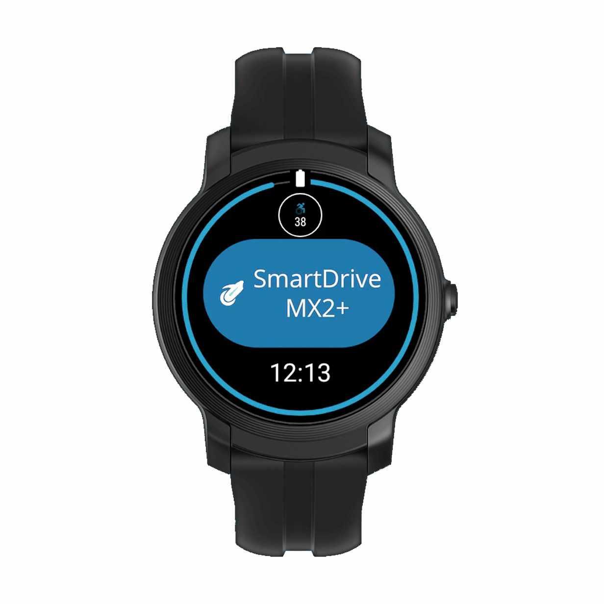 SmartDrive PushTracker E2 Watch | Max Mobility PushTracker E2