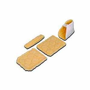 "Premium Quilt CPM Patient Leg Kit 1/2"" Thick Foam"