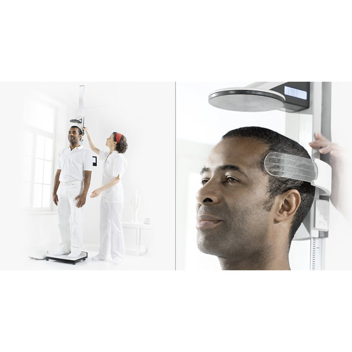 Seca 284 Digital Measuring Station With Wireless Transmission   Medicaleshop