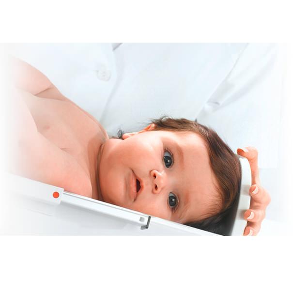 Seca 334 Mobile digital baby scale