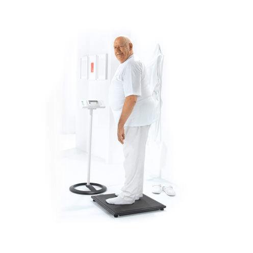 Seca 634 Digital Platform And Bariatric Scale   Medicaleshop