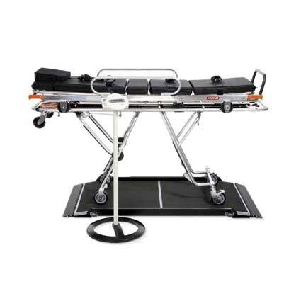 Seca 656 Electronic Platform Stretcher Scale