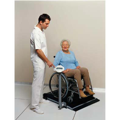 Seca 664 Electronic Wheelchair Scale | Medicaleshop