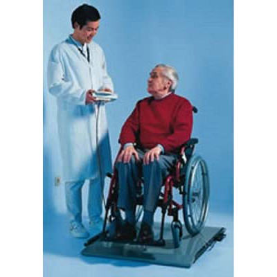 Seca 674 Electronic Platform Scale | Medicaleshop