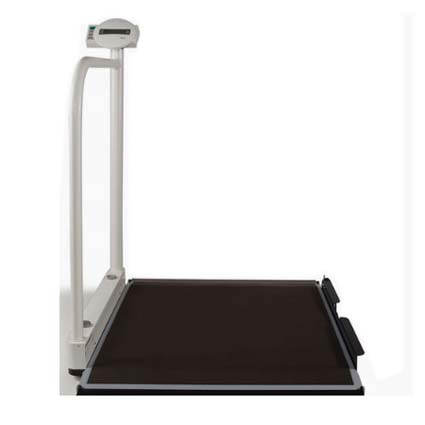 Seca 676 Wheelchair Scale | Medicaleshop