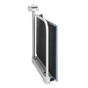 Seca 676 Wheelchair Scale With Handrail   Medicaleshop