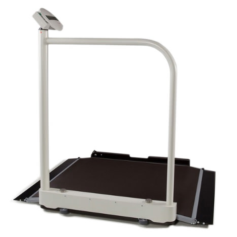 Seca 676 Wheelchair Scale | Seca Scales