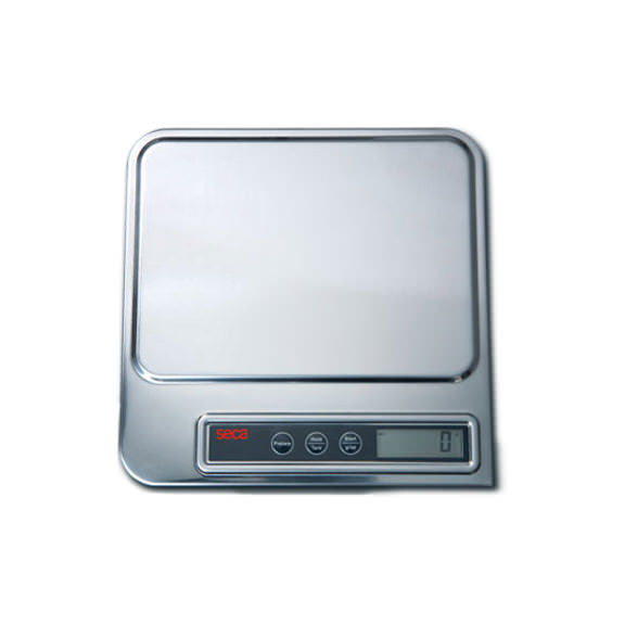 Seca 856 Digital Organ And Diaper Scale With Stainless Steel Cover