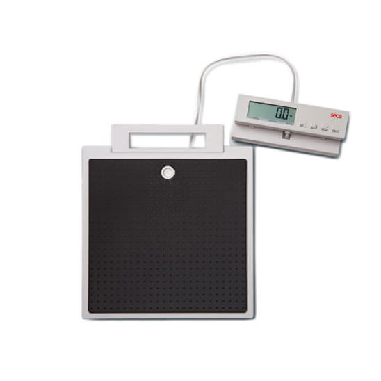Seca 869 Flat Scale With Cable Remote Display