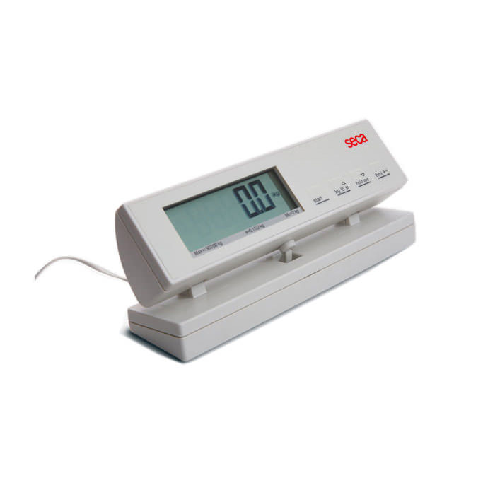 Seca 869 Flat Scale With Cable Remote Display   Medicaleshop