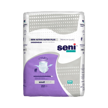 Seni Active Super Plus Heavy Absorbency Pull-On Underwear