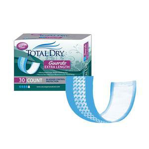TotalDry Extra Length Incontinence Guard