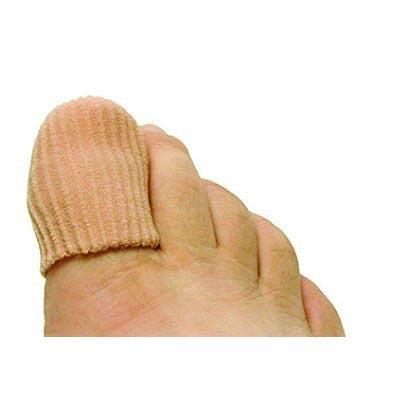 Silipos Toe or Finger Pull On Digit Cap, Small/Medium