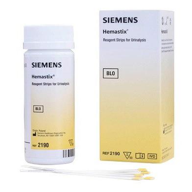 Hemastix Urine Reagent Strip