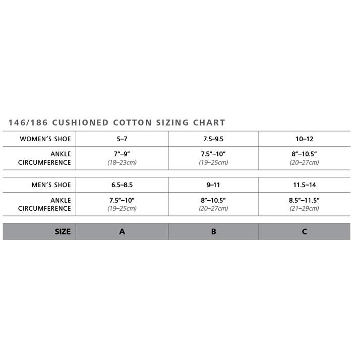 32f9ab777ef Sigvaris Casual Cotton Womens Calf High Compression Socks
