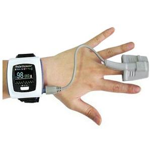Simpro Wrist Pulse Oximeter with Bluetooth Connectivity