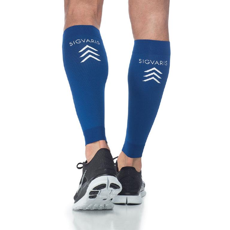 Sigvaris Performance Calf Sleeve, Compression Socks, Closed Toe, X-Large, 20-30 mmHg