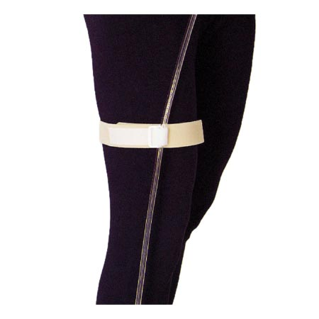 Skil-Care Leg Strap 30 Inch Length Cloth-Backed Foam Band Hook and Loop Tab Adjustable