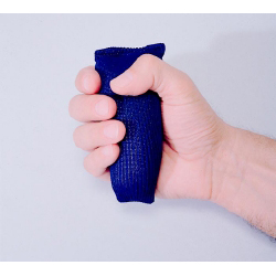 Skil-Care Cushion Grip One Size Fits Most Blue Mild Resistance