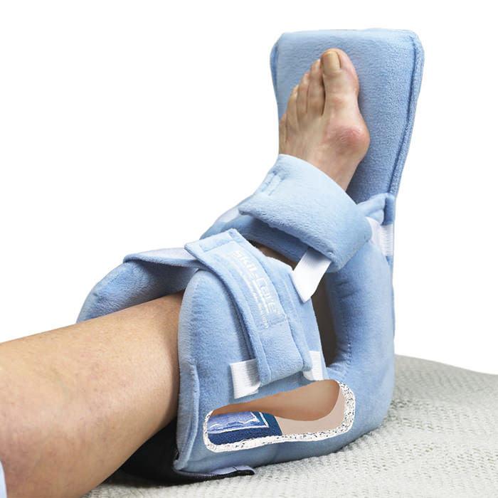 """Skil-care medium 4"""" heel float plus"""