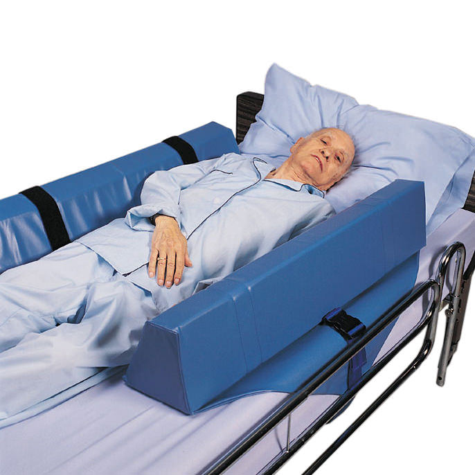 """Skil-care double roll-control bolster 7"""" H x 8"""" D x 34"""" L"""
