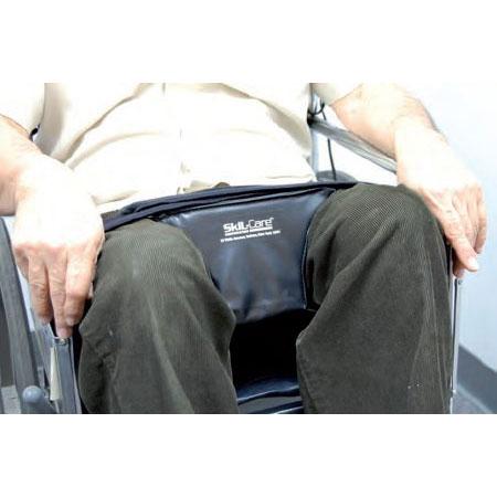 Skil-Care Foam Hip Abduction Cushion, Black