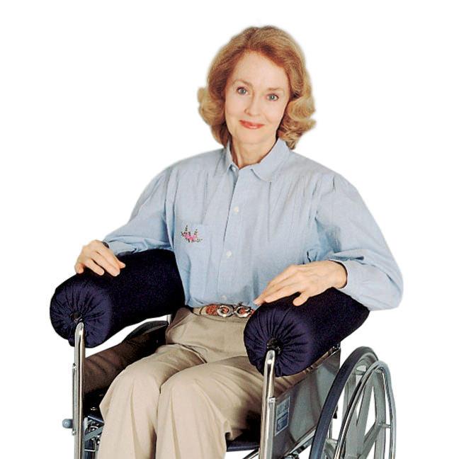 "Skil-care 6"" lateral stabilizer armrest bolster"