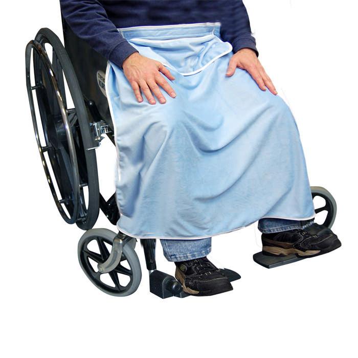 Skil-care modesty apron