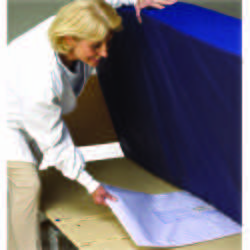 Skil-Care Replacement Under Mattress Sensor Pad 10 x 30 Inch