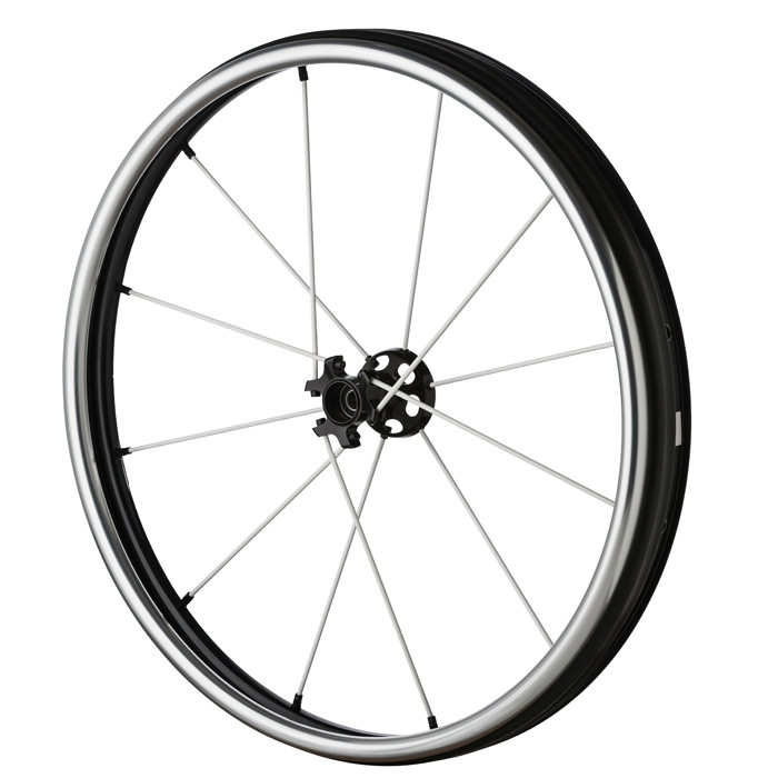 "Spinergy light extreme ""XLX"", X-laced wheels"