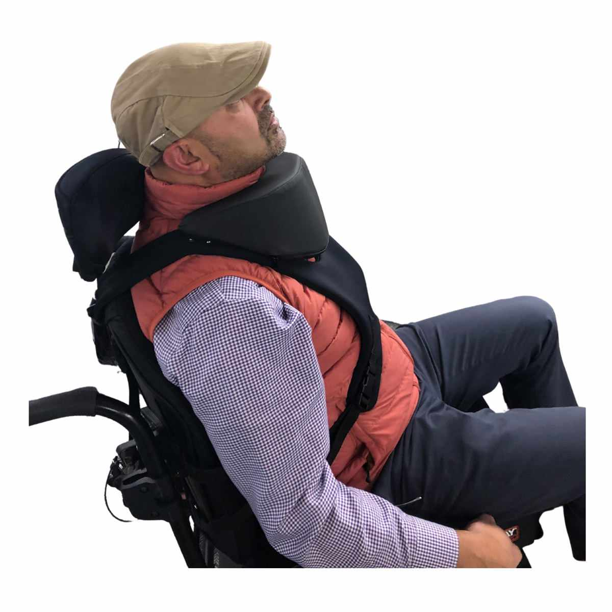 Anterior Chin Support with Harness