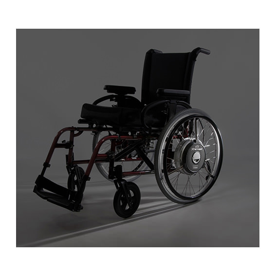 Quickie Xtender wheelchair power assist