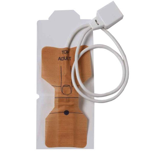 Smiths ASD Adult Pulse Oximeter Finger Sensor, 45kg Capacity