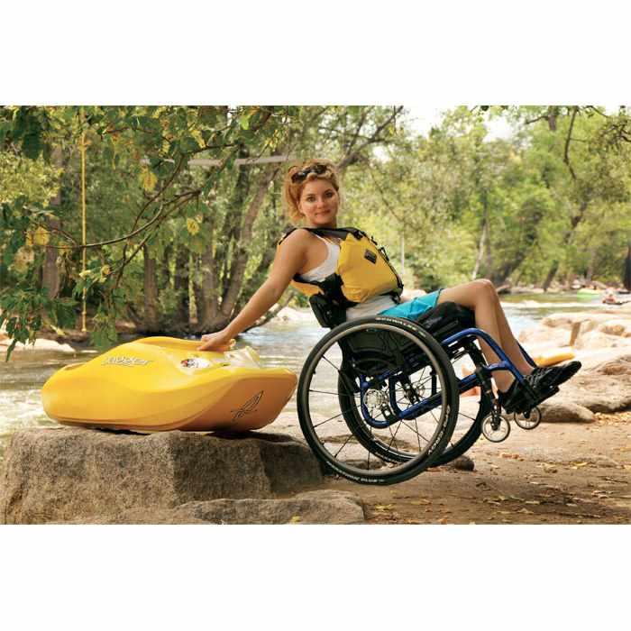 Quickie 2 lite lightweight wheelchair