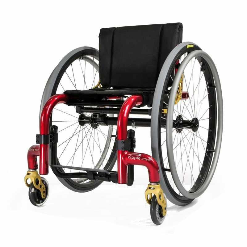Zippie zone rigid wheelchair