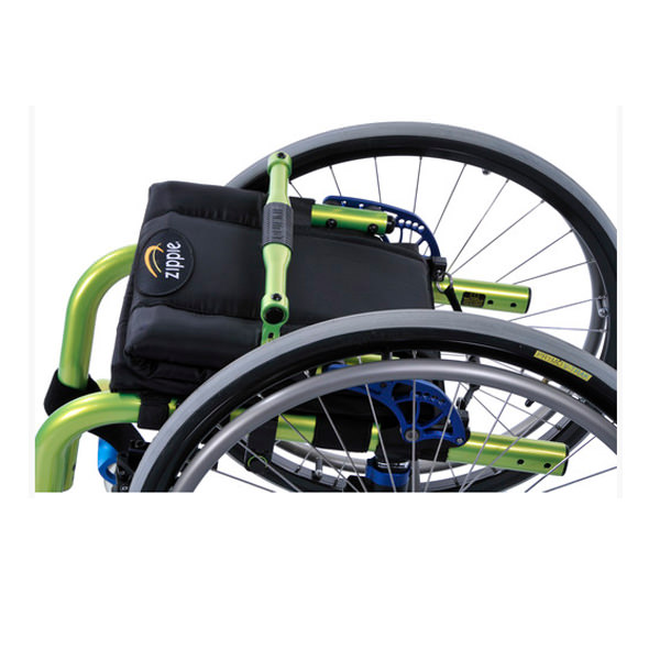 Zone rigid wheelchair