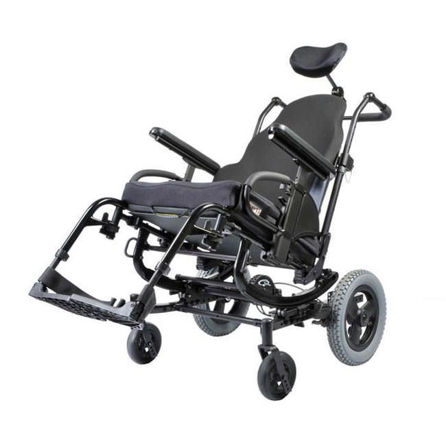 Quickie SR45 tilt manual wheelchair