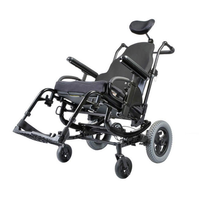 Quickie SR45 tilt manual wheelchair