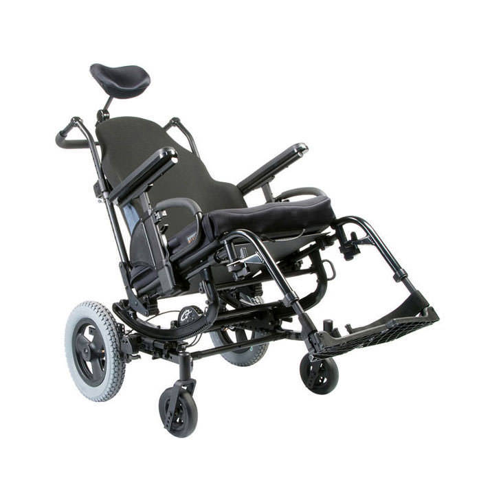 Quickie SR45 tilt wheelchair