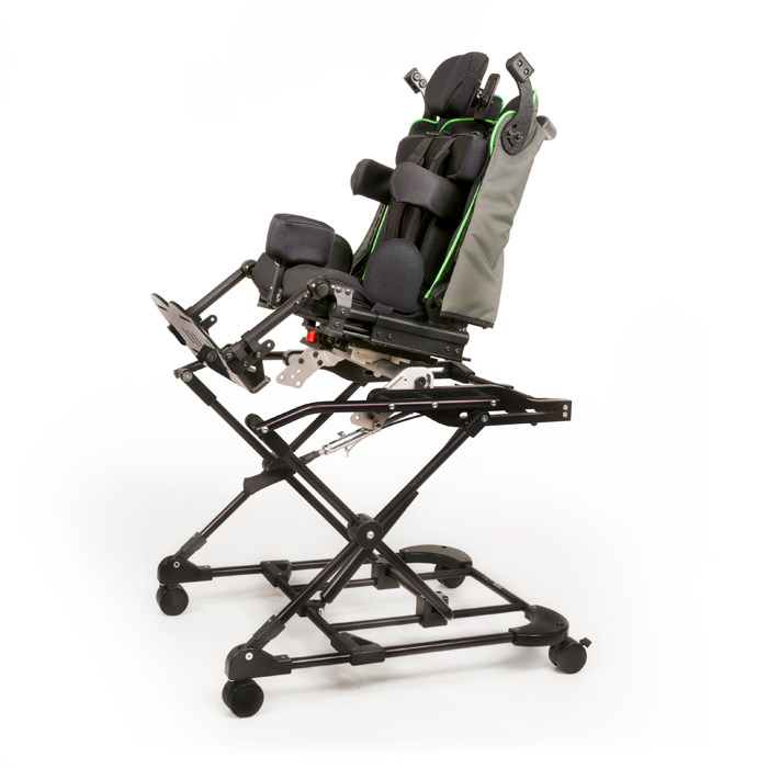 Zippie Voyage booster base with tilt moderate seating system