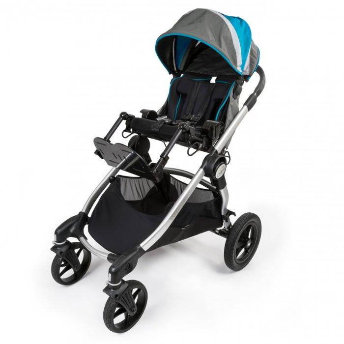 Zippie Voyage Tilt Stroller With Advanced Seating Zippie
